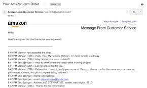 Another Way To Say Customer Service Amazons Customer Service Backdoor Eric Medium