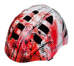 Детский <b>шлем Runbike</b> для беговела красно-белый, купить с ...
