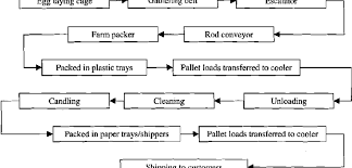 Flow Chart Of Cal Poly Eggs Operation Download Scientific