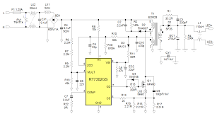 led light driver circuit diagram the wiring diagram led bulbs circuit diagram vidim wiring diagram circuit diagram