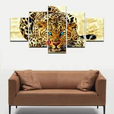 Small Picture Leopard Print Wall Art Online Leopard Print Wall Art Decor for Sale