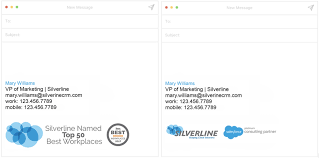 work email signatures how sigstr s email signature platform is helping silverline