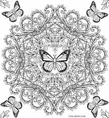 Outstanding Butterfly Coloring Books For Adults Model Coloring