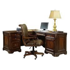 furniture brookhaven executive l shaped computer desk