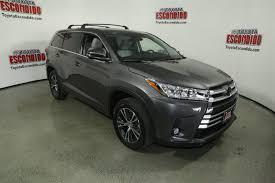 New 2018 Toyota Highlander LE Plus Sport Utility in Escondido ...