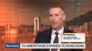 TD Ameritrade Expands to Hong Kong ...