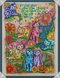 Small Picture Creative Haven Owls 2 Colouring for Relaxation Owls