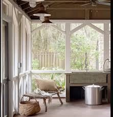 Houzz Porch Designs Sacred Patio Dig That Sink From Houzz Sacred Spaces