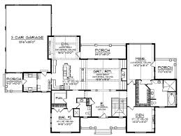 ranch open floor plan for the home