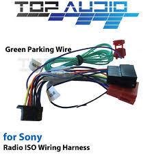 sony xav 741 sony xav 68bt iso wiring harness cable adaptor connector lead loom wire plug