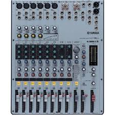 yamaha mixer. yamaha mw12cx 12-channel usb mixer with compression and fx
