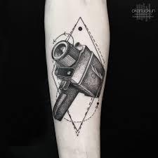 Pin By Hannah Welter On Tattoos Camera Tattoos Vintage Camera
