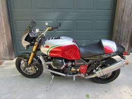 Runneth Over - 2004 Moto Guzzi V11 Coppa Italia - Rare SportBikes For Sale