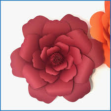 Giant Paper Flower Template Pdf 64 Inspirational Models Of Paper Flower Template Pdf