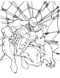 Small Picture Kids Under 7 Spider man Coloring pages