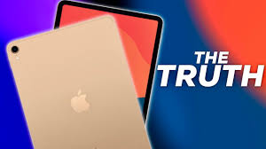 The Truth about iPad Air 4 - YouTube