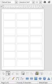 Customize the results using the size and shape filter options. Blank 21 Label Template Extensions