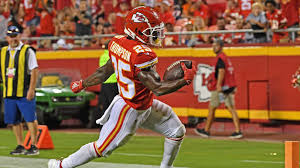 Chiefs Rookie Darwin Thompson Believed To Have Surpassed