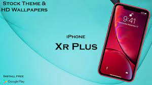 iPhone XR Plus for Android - APK Download