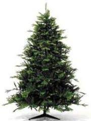 These artificial Christmas trees have moulded branches which are almost a  copy of a real branch! The most luxury trees have PE branches with  integrated LED ...