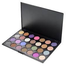 28 color shimmer colorful makeup eyeshadow palette sets kits professional makeup artist masquerade
