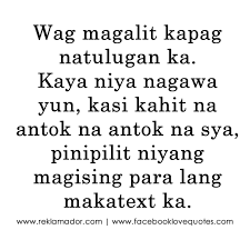 Tagalog Love Quotes Best Sweet tagalog Love Quotes That will help you to smile 5