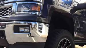 Eastern Truck and Accessories 2015 Chevy Silverado lift kit - YouTube
