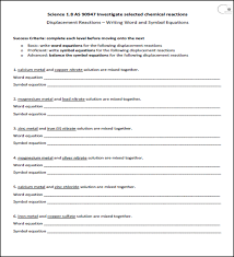 S1.8 Chemical Reactions IN - NZ Science Class Online