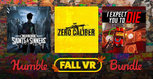 Humble <b>Fall</b> VR Bundle (pay what you want and help charity)