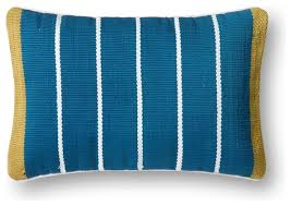 13 x21 contemporary poly pillow contemporary outdoor cushions and pillows by gwg