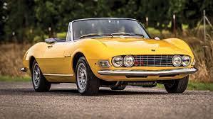 Modellgeschichte Fiat Dino