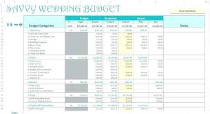 Wedding Planning Budget Budget Breakdown Template Stingerworld Co