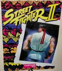 street fighter ii the world warrior videogame by capcom