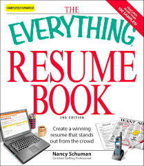 Resume Book Free Resume Example And Writing Download