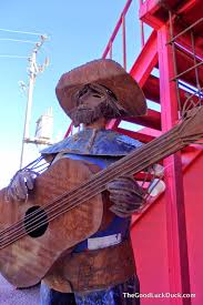 the good luck duck goodbye columbus pancho villa state park  pancho villa s p had a friendly vibe last time i was here 2014 and it didn t disappoint me this time sparsely populated right now