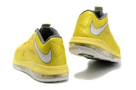 lebron yellow shoes. nike air max lebron x 10 low shoes yellow/grey lebron yellow