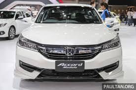 new car releases 2016 in malaysiaGALLERY Honda Accord facelift at Bangkok 2016