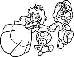 Mario Color Page Super Coloring Pages Photograph Super Coloring