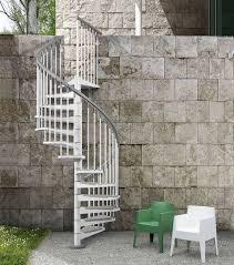 metal spiral stairs exterior. arke, inc. metal spiral stairs exterior