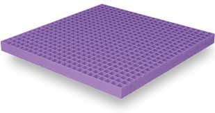 purple mattress. By 2014, The Pearce Brothers Invented A Patent-pending Machine That Could Mold Hyper-Elastic Polymer Into Pieces Large Enough To Cover Mattress At Purple