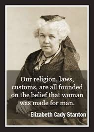 ELIZABETH CADY STANTON Picture Annual College Television Awards My Awesome Elizabeth Cady Stanton Quotes