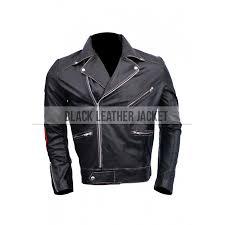 hot tub time machine lou dorchen 80 s leather jacket