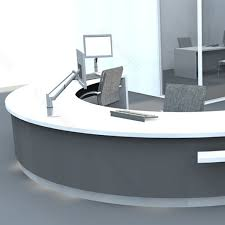 hot modern small semi circle reception desk half round small reception desk small reception desk hot reception desk on alibaba com