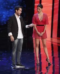 """Belen Rodriguez in """"Genny""""a Tu si Que Vales"""
