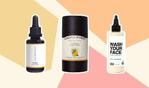 natural organic skin care brands