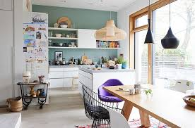 how to design kitchen lighting. Lighting Fixtures Enhance The Style And Appeal Of This Kitchen [Design: OPEN RUUM] How To Design O