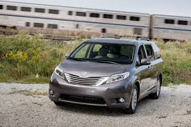 2017 Toyota Sienna - Our Review   Cars.com