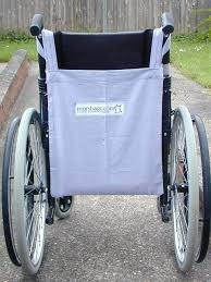 Wheelchair Bag Pattern
