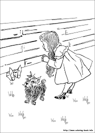 Small Picture 11 best Wizard of oz images on Pinterest Adult coloring