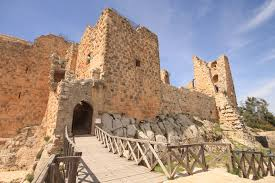 Image result for ajloun castle